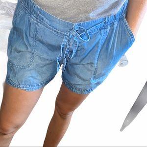 Merona Chambray Shorts